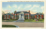 Alumnae House, Woman's College of the University of North Carolina, Greensboro, N.C.