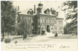 Agricultural and Mechanical College, Greensboro, N.C.