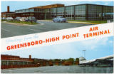 Greetings from Greensboro-High Point Air Terminal