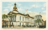 Guilford County Court House, Greensboro, N.C.