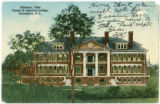 Infirmary, State Normal & Industrial College, Greensboro, N.C.