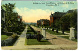 College Avenue State Normal and Industrial College, Greensboro, N.C.