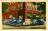 Moody Funeral Home and Equipment, Mount Airy, N.C., 1939