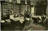 Library and Reading Room, Oxford Orphanage, Oxford, N.C.