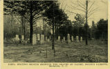 Joppa Burying Ground Showing The Graves of Daniel Boone's Parents, Mocksville, N. C.