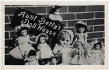 Aunt Betty's Doll House