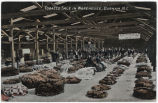 Tobacco Sale in Warehouse, Durham, N.C.