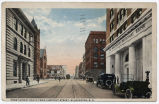 Front Street South From Chestnut Street, Wilmington, N.C.