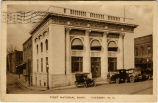 First National Bank. Hickory, N.C.