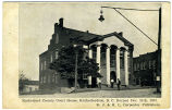 Rutherford County Court House, Rutherfordton, N.C.