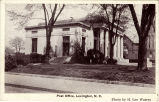Post Office, Lexington, N.C.