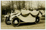 [Parade Float, Firemen's Carnival, Southern Pines, N.C.]