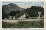 Basket Ball, The Chimney Rock Camp for Boys, Chimney Rock, N.C.
