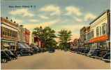 Main Street, Oxford, N.C.