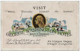 Visit George Washington Hotel, Mt. Vernon Springs, North Carolina
