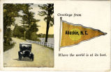 Greetings from Ahoskie, N.C. Where the world is at its best