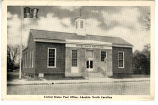 United States Post Office, Ahoskie, North Carolina