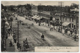 High Point, N.C.  Birds Eye view of S. Main St., July 4th, 1907.