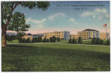 U.S. Veterans' Administration Facility, Oteen, N.C.