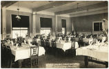 Sal Hotel, Hamlet, N.C., The Dining Room