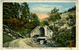 Tunnel Under the Southern Railway on the National Highway, Saluda, N.C.