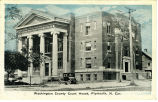 Washington County Court House, Plymouth, N. Car.
