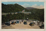 Point Lookout on State Highway No. 10, Between Old Fort, N.C. and Ridgecrest, N.C.