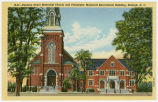 Edenton Street Methodist Church and Poindexter Memorial Educational Building, Raleigh, N.C.