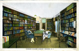 Durham Colored Library, Durham, N.C.