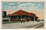 Southern R.R. Depot, Concord, N.C.
