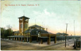 The Southern R.R. Depot, Charlotte, N.C.