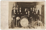 [Walkers Pennsylvanians (Orchestra) at King Cotton Hotel, Greensboro, N. C.]