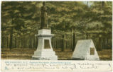 Greensboro, N.C., Morehead Monuments--Guilford Battle Ground