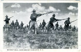 Bayonet Drill, Camp Greene, Charlotte, N.C.