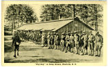 """Pay Day"" at Camp Greene, Charlotte, N.C."