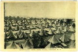 Aeroplane View, Camp Greene, Charlotte, N.C.