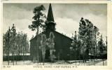 Typical Chapel -- Camp Mackall, N.C.
