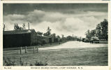 Division Headquarters -- Camp Mackall, N.C.