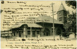 Union R.R. Station, Raleigh, N.C.