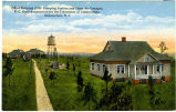 Office Building (1915) Pumping Station and Open Air Cottages, N.C. State Sanatorium for the...
