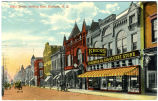 Main Street, looking East, Durham, N.C.