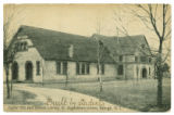 Taylor Hall and Benson Library, St. Augustine's School, Raleigh, N.C.