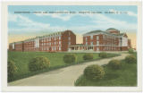 Dormitories, Library and Administration Bldg., Meredith College, Raleigh, N.C.