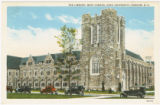 The Library, West Campus, Duke University, Durham, N.C.
