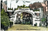Taft Welcome Arch Wilmington N.C.