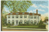 New Bern Public Library, Historic John Wright Stanly House, New Bern, N.C.