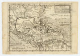 A Map of the West Indies etc. Mexico or New Spain