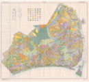 Soil map, Brunswick County, North Carolina