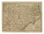A New and Accurate Map of North Carolina, and part of South Carolina with the Field of Battle...