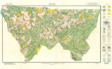 Soil map, North Carolina, Alleghany County sheet